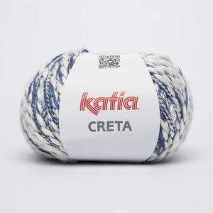Katia Creta 71 Wit / Jeans op = op