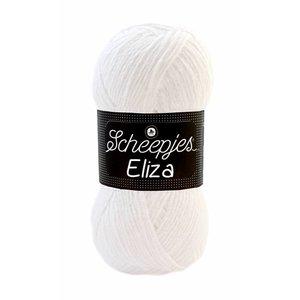 Scheepjes Eliza 218 - Bobtail White
