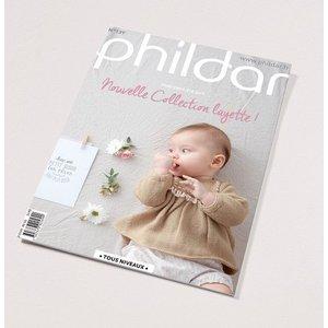 Phildar Baby catalogus 139 Lente/Zomer 2017