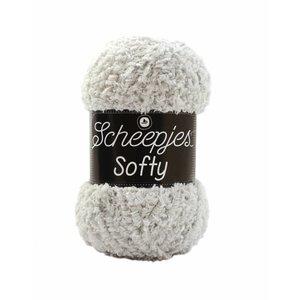 Scheepjes Softy Licht Grijs (476)