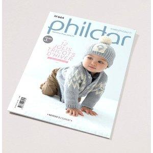 Phildar Mini catalogus 664 baby herfst/winter 2016/17