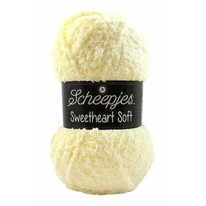 Scheepjes Sweetheart Soft 25 - Lichtgeel