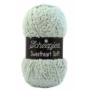 Scheepjes Sweetheart Soft 24 - Mintgroen