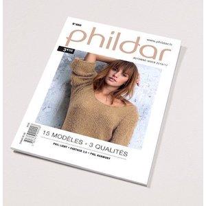 Phildar Mini catalogus 660 Dames herfst/winter 2016/2017