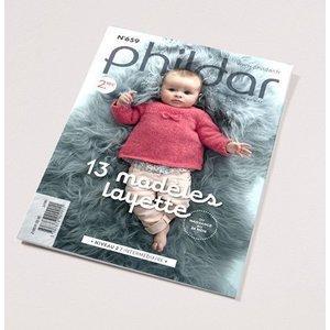 Phildar Mini catalogus 659 baby herfst/winter 2016/17