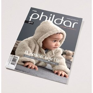 Phildar Mini catalogus 656 baby herfst/winter 2016/17