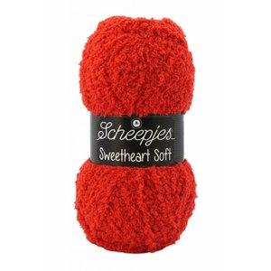Scheepjes Sweetheart Soft 11 - Rood
