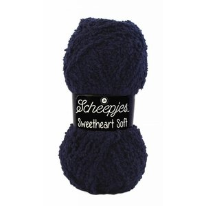 Scheepjes Sweetheart Soft 10 - Marineblauw