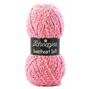 Scheepjes Sweetheart Soft 09 - Roze