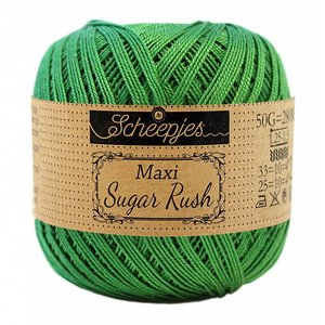 Scheepjes Sugar Rush Grass Green (606)
