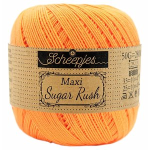 Scheepjes Sugar Rush Sweet Orange (411)