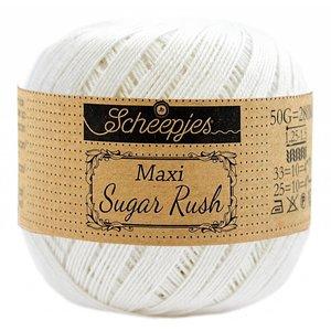 Scheepjes Sugar Rush 105 - Bridal White