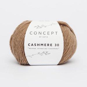 Katia Cashmere 30 camel (206)
