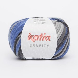 Katia Gravity Lichtblauw/Grijs (63)