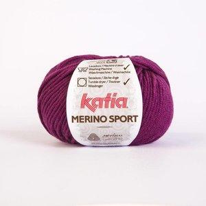 Katia Merino Sport paars (39) op = op