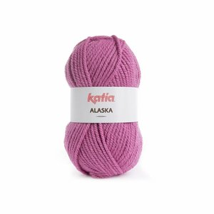 Katia Alaska 29 - bleekrood