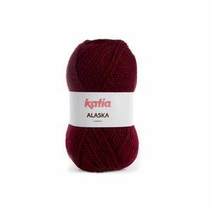 Katia Alaska 12 - wijnrood