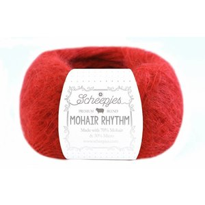 Scheepjes Mohair Rhythm 684 - Flamenco