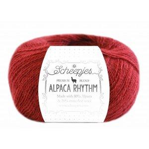 Scheepjes Alpaca Rhythm Tango (663)