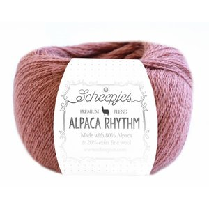 Scheepjes Alpaca Rhythm 653- Foxtrot
