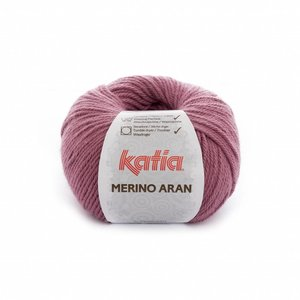 Katia Merino Aran donker bleekrood (54)