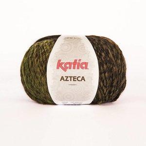 Katia Azteca donkergroen (7811) op = op