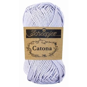 Scheepjes Catona 50 Lilac Mist (399)