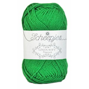 Scheepjes Linen Soft 606 - groen