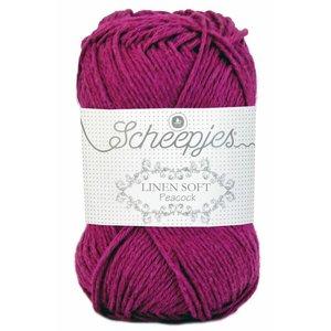 Scheepjes Linen Soft 603 - cerise