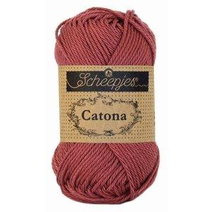 Scheepjes Catona 25 gram Rose Wine (396)