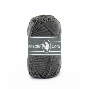 Durable Coral Charcoal (2236)