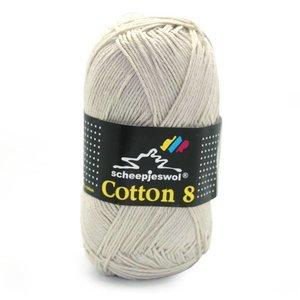 Scheepjes Cotton 8 beige (656)