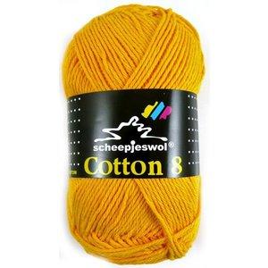 Scheepjes Cotton 8 eigeel (714)