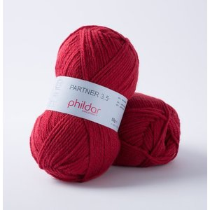 Phildar Partner 3,5 Pavot (102)