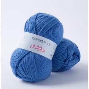 Phildar Partner 3,5 Bleuet (25)