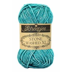 Scheepjes Stone Washed XL 855 - Green agate