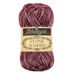 Scheepjes Stone Washed 810 - Garnet