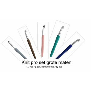 KnitPro Waves set grote maten