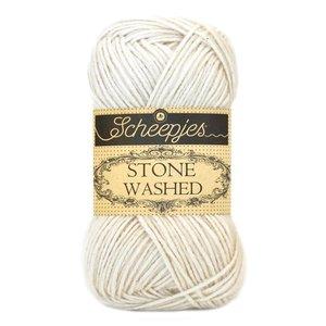 Scheepjes Stone Washed 801 - Moon Stone