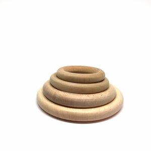 Houten ring