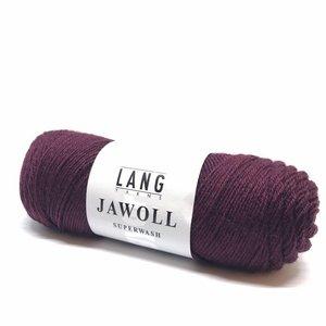 Lang Yarns Jawoll Superwash Donkeraubergine (390)