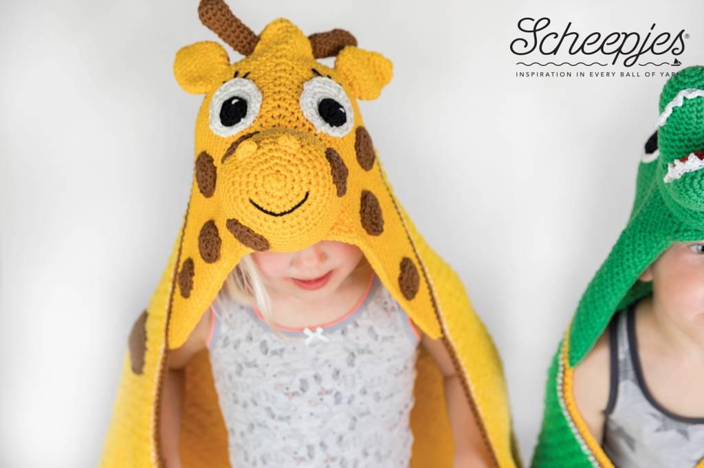 Scheepjes Garenpakket Dierencape Giraffe Wolmagazijn