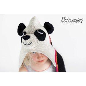 Scheepjes Garenpakket Dierencape Panda