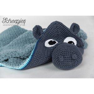 Scheepjes Garenpakket Dierencape Nijlpaard