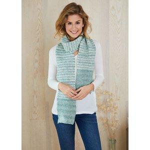 Schachenmayr Breipakket: Gestreepte sjaal