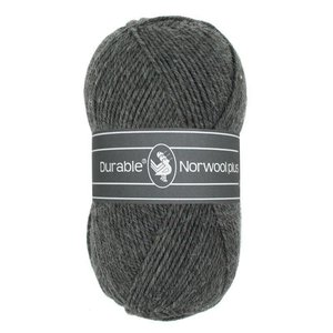 Durable Norwool Plus grijs (001)