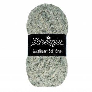 Scheepjes Sweetheart Soft Brush groengrijs (527)