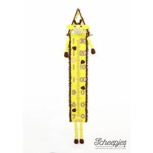 Scheepjes Garenpakket: Groeimeter Giraffe Pleun