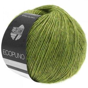Lana Grossa Ecopuno 002 - Appelgroen