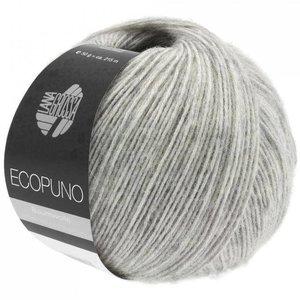 Lana Grossa Ecopuno 014 - Lichtgrijs